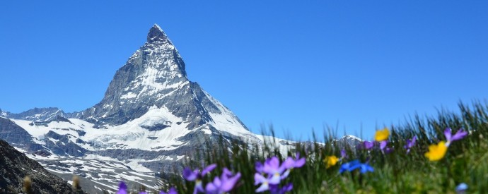 Šveices un Austrijas dabas brīnumi